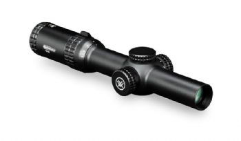 Vortex Strike Eagle 30mm 1-6x24 Rifle Scope Etched IR AR BDC Reticle SE‐1624‐1